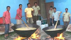 Kuah Blang, Menu Daging Khas Aceh