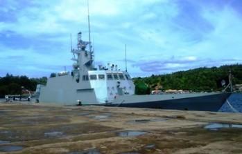 Kapal Perang Pakistan Singgah di Sabang