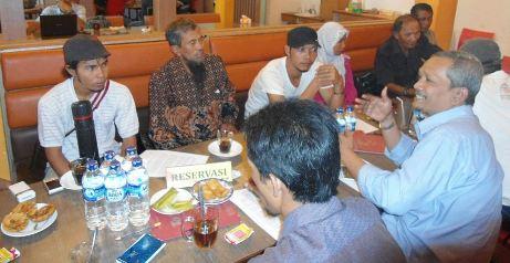 Konferensi Pers sejumlah LSM dan LBH Aceh