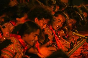 Tarian Saman Masuk 80 Nominasi UNESCO