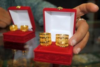 Harga Emas Di Banda Aceh Mengalami Lonjakan