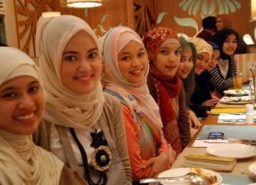 Hasil Nyata Jilbab, Memperkenalkan Kecantikan Sejati Kaum Hawa