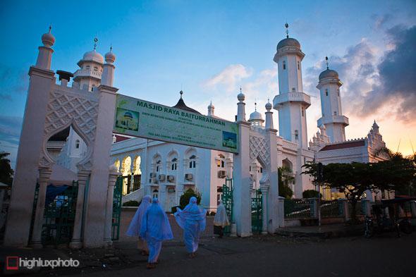 Wisatawan Malaysia Nikmati Ramadhan di Aceh
