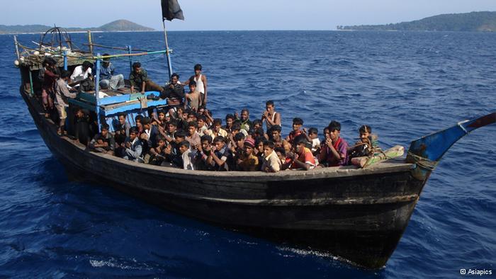 3 Tewas dalam Kekerasan Terbaru di Rakhine