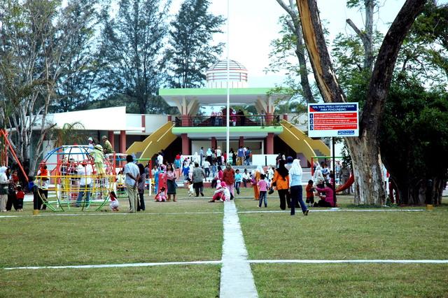 Kota Banda Aceh Bangun Basisdata Pertamanan