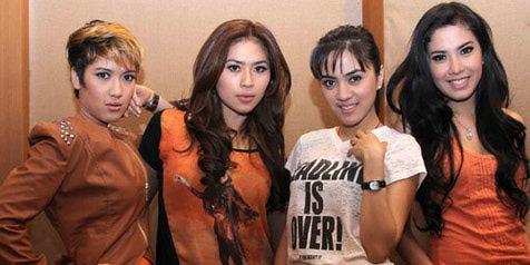 Ganti Formasi Personil, Foxy Girls Kian Solid