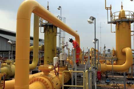 Gas Arun (Ist)