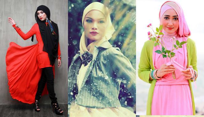 Mereka Jadi Inspirasi Gaya Hijab Trendi di Indonesia