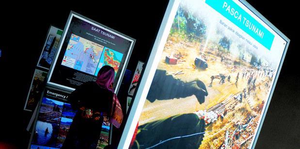 Museum Tsunami Aceh Ramai Dikunjungi Wisatawan