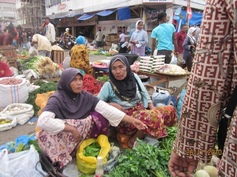 Bulan Maret, Banda Aceh Deflasi Hingga 0,12 Persen