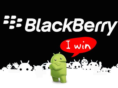 Penjualan Android di Indonesia Lampaui BlackBerry