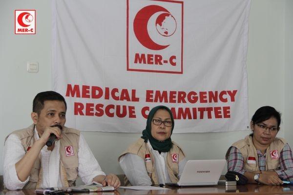 MER-C Tetap Mempertahankan Relawan di Gaza