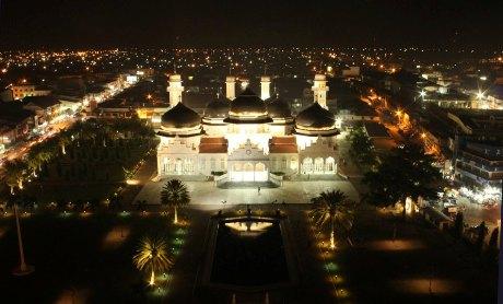 Aceh Akan Fokus Garap Wisata Religi