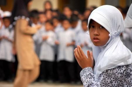 Hari Guru di Aceh (antarafoto.com)