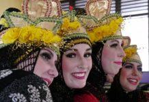 Mahasiswa Australia di Aceh