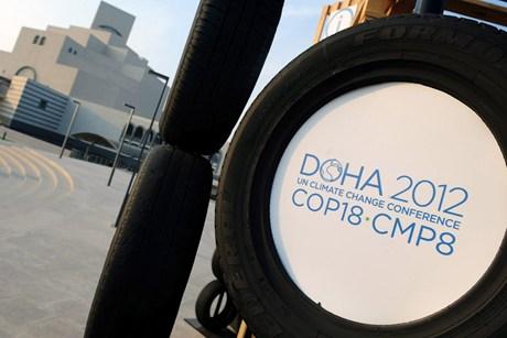 Doha climate change (AAP/3news.co.nz)