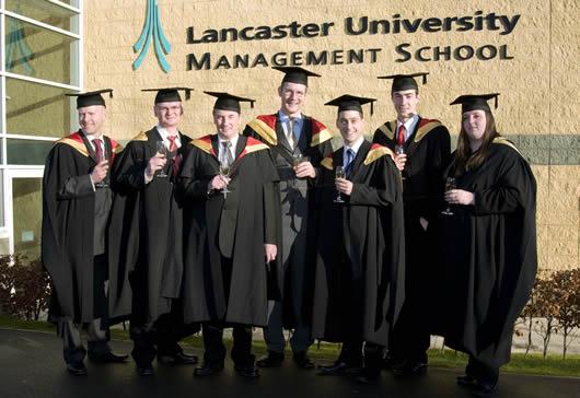 Beasiswa MBA di Lancaster University Management School