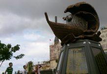 Monumen Tsunami PLTD Apung (Foto Aulia Fitri)
