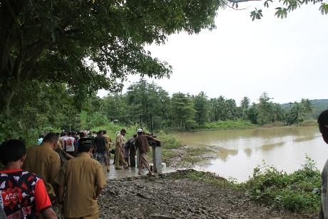 Banjir di Pidie Surut, 1.000 Hektare Sawah Rusak