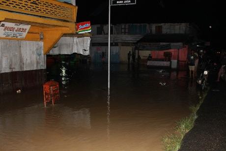 Hujan Deras Akibatkan 7 Kabupaten di Aceh Banjir