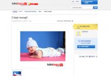 Jual beli tokobagus.com (Ist)