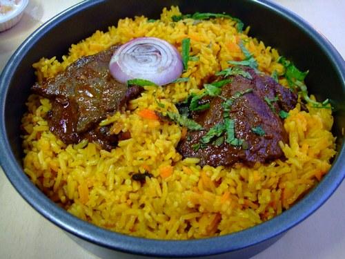 Nasi Briyani, Masakan Khas yang Mendunia