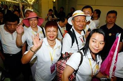 Indonesia Targetkan Kunjungan 900 Ribu Turis China