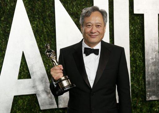 Ang Lee Sutradara Oscar 2013
