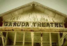 Salah satu bekas bioskop Garuda Theater di Banda Aceh (Ist)