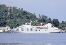 MV Seabourn Pride