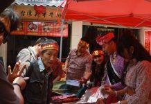 Pengunjung di Pameran di Xiamen (Dok. Panitia)