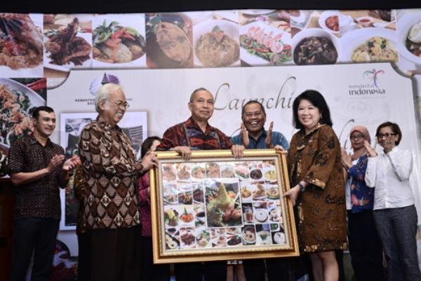 30 Ikon Kuliner jadi Bahan Diplomasi Indonesia