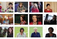 Perempuan-perempuan penguasa.