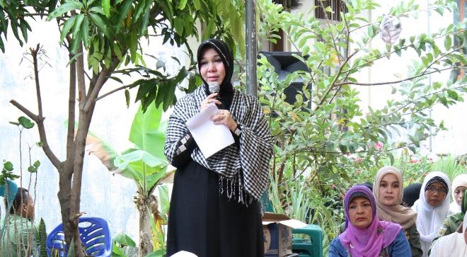 Wakil Wali Kota Banda Aceh di acara takziah bersama masyarakat (Pozan Matang)