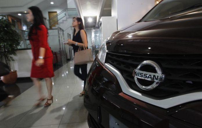 Nissan Datsun (REUTERS/Enny Nuraheni)