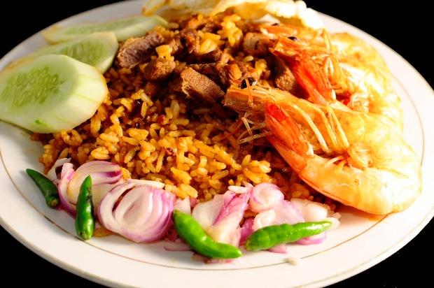 Nasi goreng Aceh (Ist)
