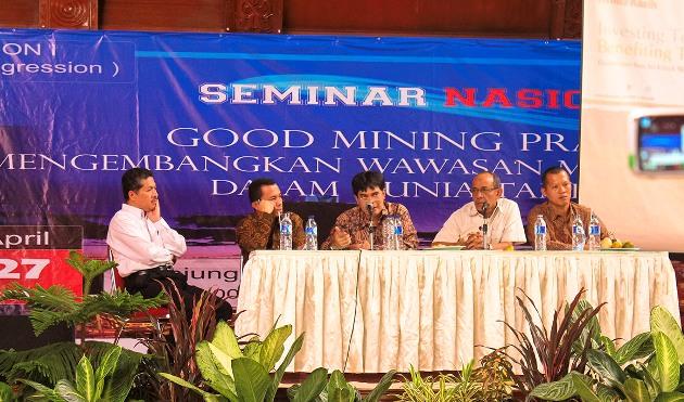 "Seminar nasional ""Good Mining Practice"" (Ist)"