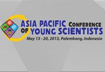 2nd Asia Pasific Conference of Young Scientists (suryainstitute.org)
