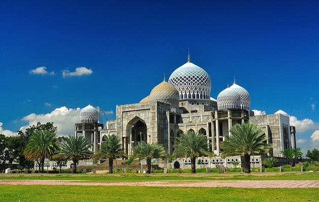 Islamic Center Lhokseumawe (kaskus/anakslank)