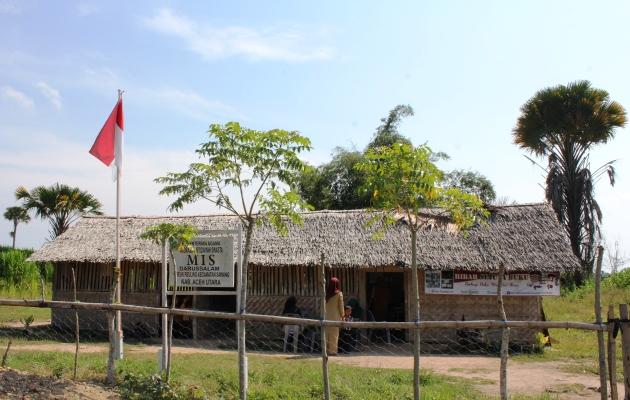 MIS Abeuk Reuling Sawang, Aceh Utara (Foto Fachrul Fikri)