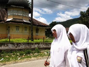 Foto: Masjid Tua Cot Batee Tangse
