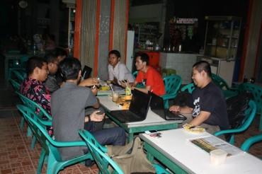Sejumlah Komunitas Aceh Gelar Buka Puasa Bersama
