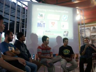 Semangat Kolaborasi di Lintas Komunitas Aceh