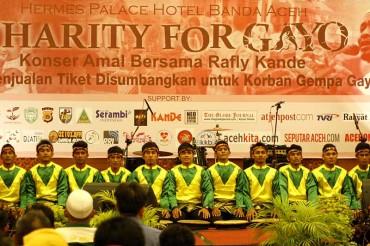 Foto 'Charity For Gayo' di Hermes Hotel