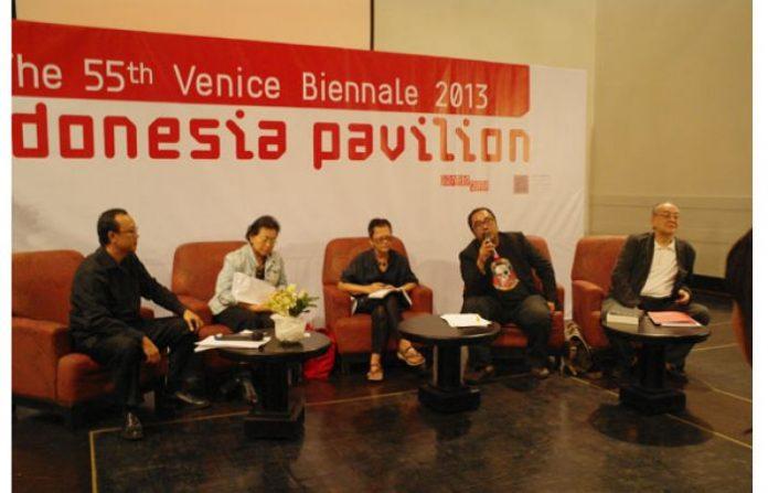 Indonesia Pavilion di The Venice Biennale 2013 (areamagz.com)