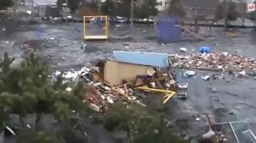 Video Dasyatnya Tsunami di Jepang Tahun 2011 Ditemukan