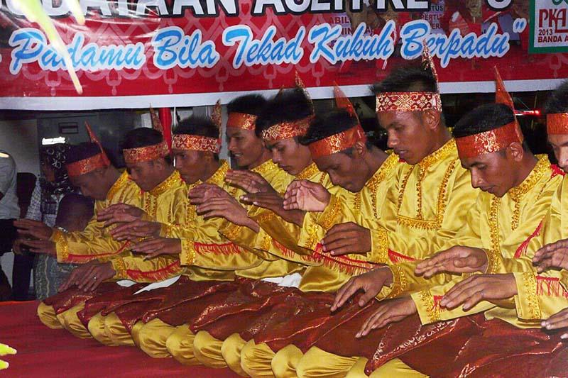Seni Tari Rabbani Wahid
