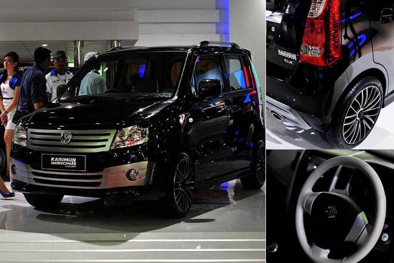 Suzuki Karimun Wagon R (Bismo Agung & Poernomo Gontha Ridho)