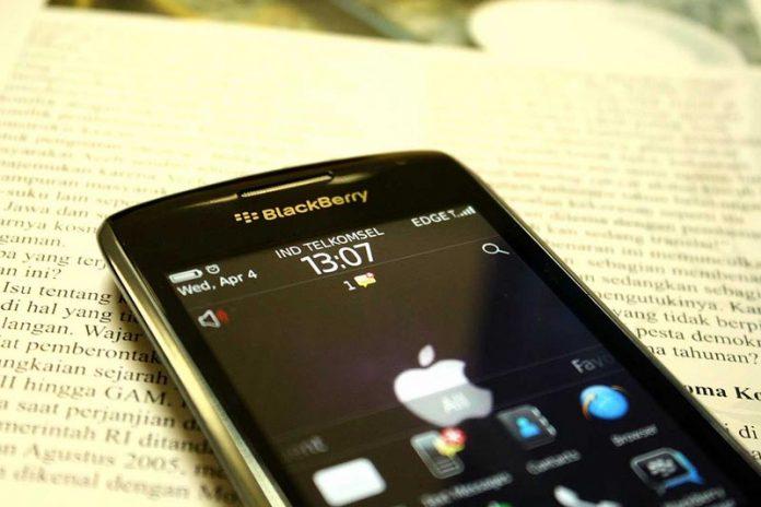 Apple BlackBerry