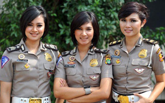 polwan-indonesia